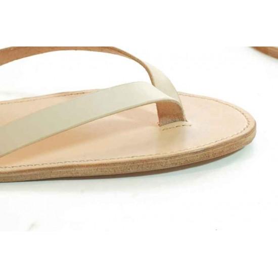 With instruction - Laser cut Acrylic template, slipper flip flops pattern, A-109
