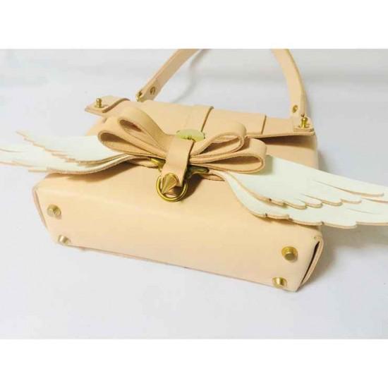 Laser cut Acrylic template, PMMA pattern, handbag template, A-118