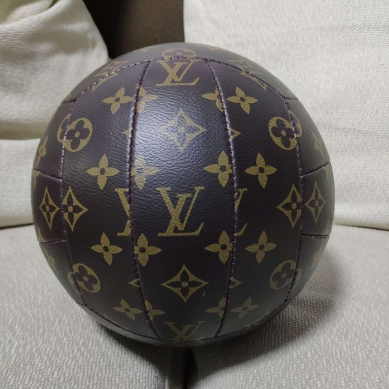 Laser cut Acrylic template, volleyball pattern, A-139