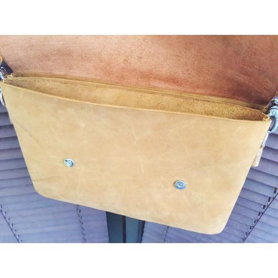 Laser cut Acrylic template, PMMA pattern, cross body bag template, A-42