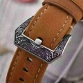 Watch strap buckle