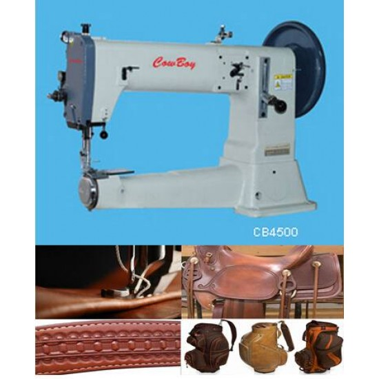 Free shipping worldwid-Cowboy CB4500 Heavy Leather Sewing Machine