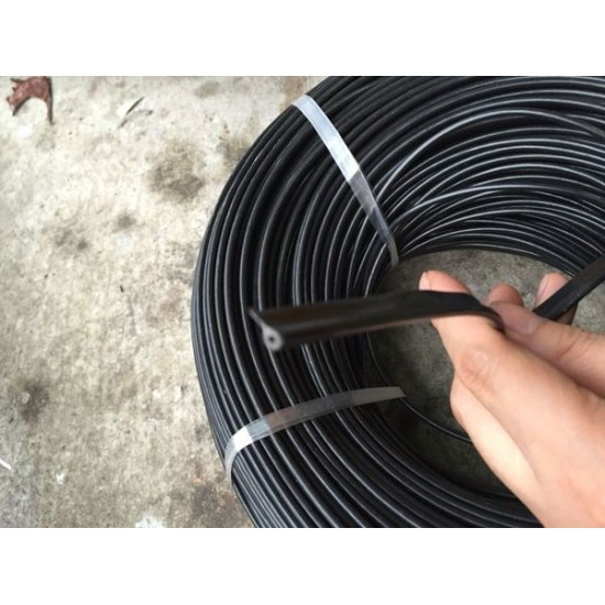 Rubber handle core cord, welt stiffener, 5 meters, Stiffener, multi sizes