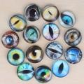 Resin eyes