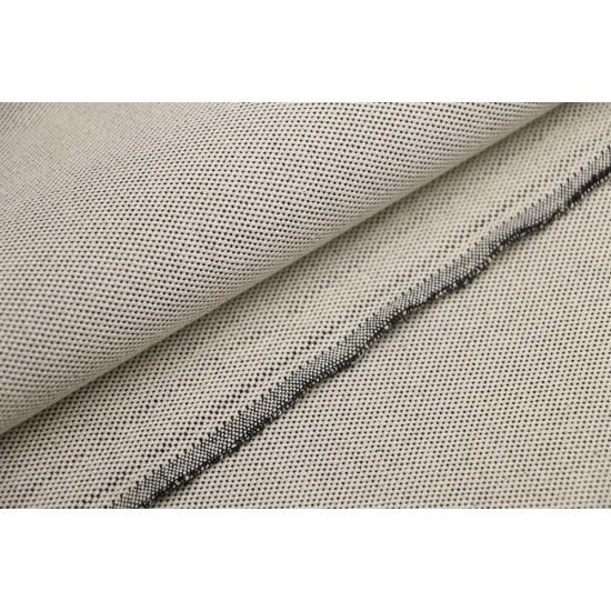 Hermes Herbag toile linen weave fabric