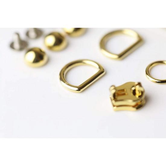 Hermes quality, stainless steel, Hermes Bolide 15, 21, 27, 30, 31, 35, 37, 40, hardware kits.