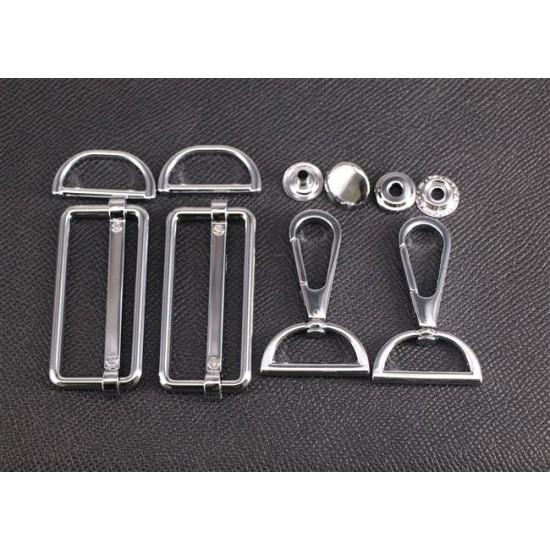 Hermes quality, stainless steel, Hermes Evelyne bag hardware kit, TPM, GM32
