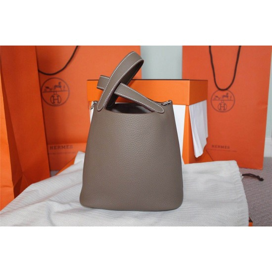 Hermes quality, stainless steel, Picotin bag whole kit hardwares