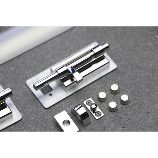 Hermes quality, stainless steel, Hermes Verrou, whole kit hardwares