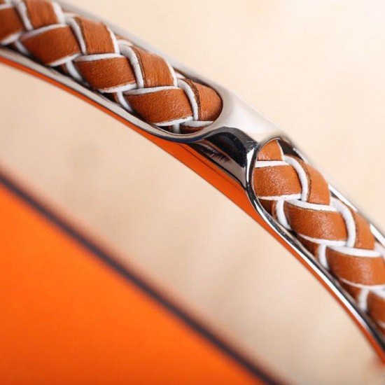 Hermes lace bracelet hardware, DIY material kit