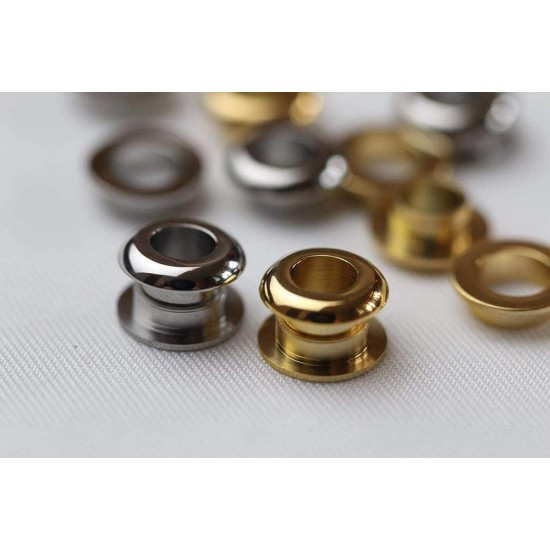 Toppest quality, stainless steel, eyelet