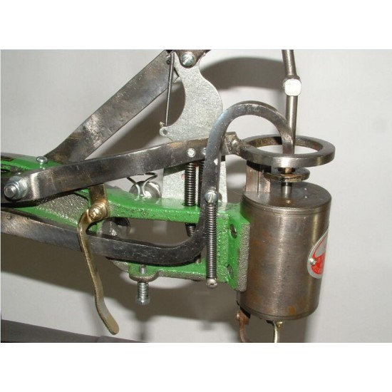 Hand Crank Industrial Patcher Sewing Machine Kit