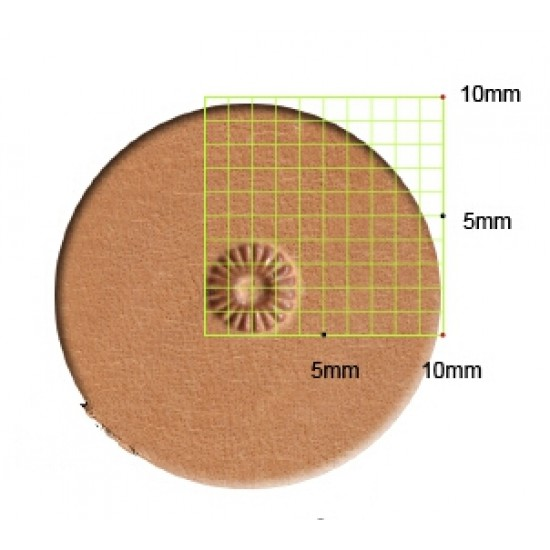 leathercraft tool leather stamp Craft Japan Seeder S351 leather tools