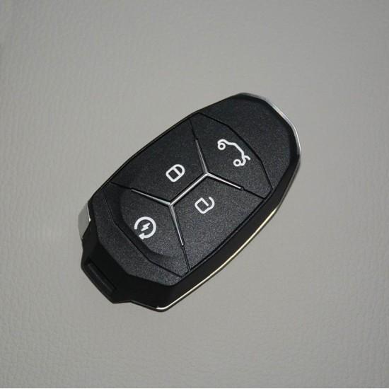 LYNKCo 3D car key case mould
