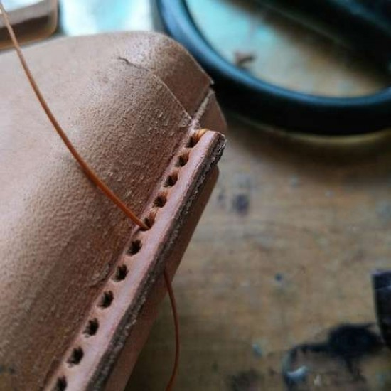 Cigarette case mould leather mold