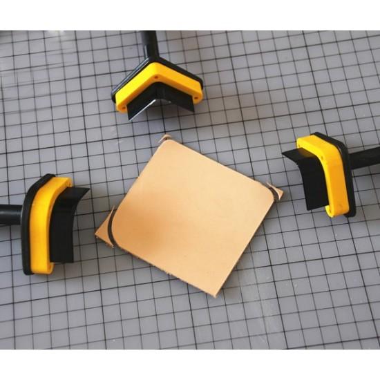 Premium Leather Belt Strap End Punches Choose 3 Styles 3 Sizes Lifetime Warranty