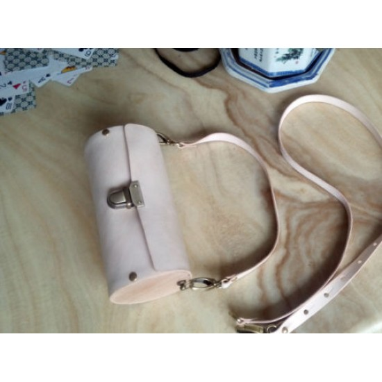 Leather bag accessories, wood gusset, leathercraft tool
