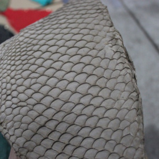 Carp skin, fish skin, leathercraft supplies