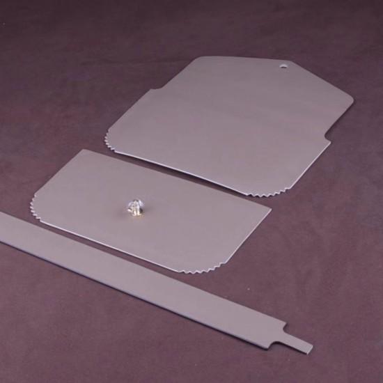 Basic material kit, LV FELICIE, Free shipping worldwide