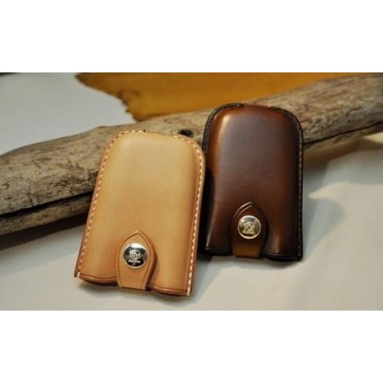 Precut leather material kit key holder M-5
