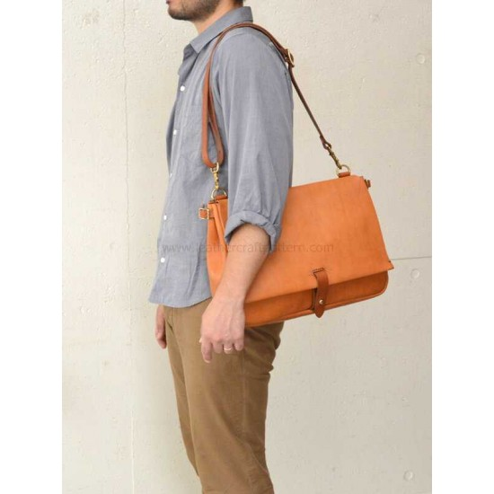 With instruction leather crossbody bag templates leather bag pattern pdf download ACC-130