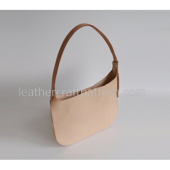 leather bag pattern cross body bag pattern bag sewing pattern PDF instant download ACC-59
