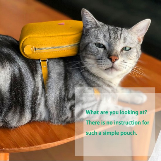 Catkeeper dogkeeper favourite pet backpack pattern PDF instant download SLG-105