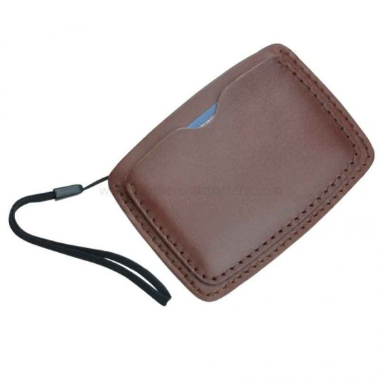 Leather card sleeve pattern PDF instant download SLG-71