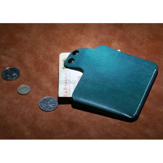 Leather Card case pattern PDF instant download SLG-80