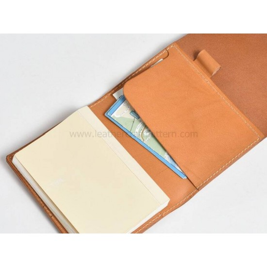 A6 diary pattern PDF instant download SLG-95