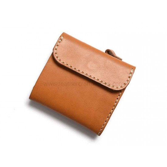 With instruction Leather short wallet bill pattern pdf download SWP-34