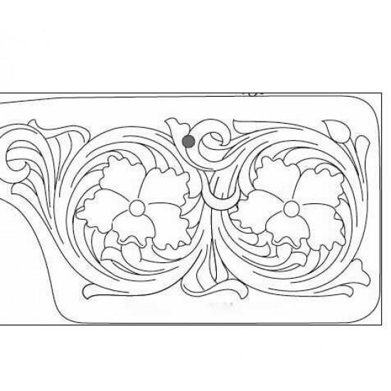 Free download Sheridan car key holder pattern No.15