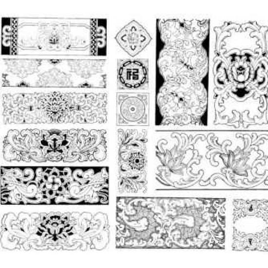 Free download flower pattern No.19
