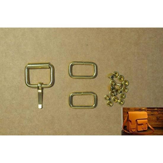 ACC-24 pattern solid brass hardware kit
