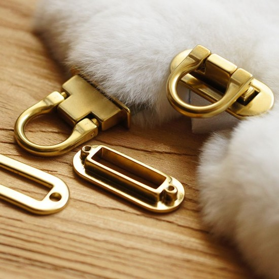 World debut, TOP quality, order making solid brass hardware, lock 1