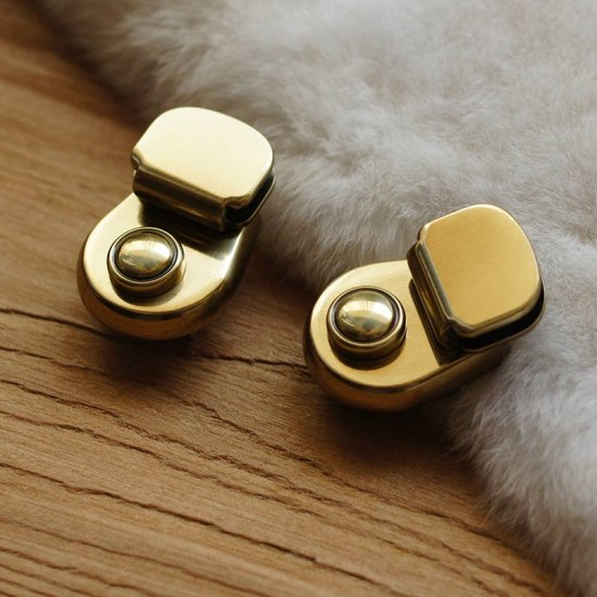 World debut, TOP quality, order making solid brass hardware, lock 5