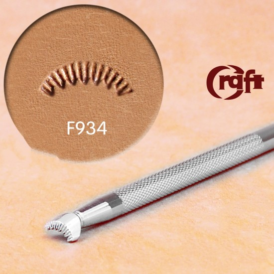 leathercraft tool leather stamp Craft Japan figure Stamps F934
