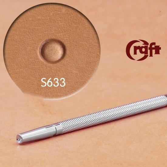 leathercraft tool leather stamp Craft Japan Seeder S633 leather tools