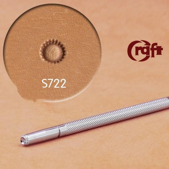 leathercraft tool leather stamp Craft Japan Seeder S722 leather tools