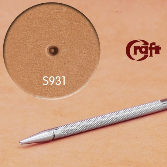 leathercraft tool leather stamp Craft Japan Seeder S931 leather tool