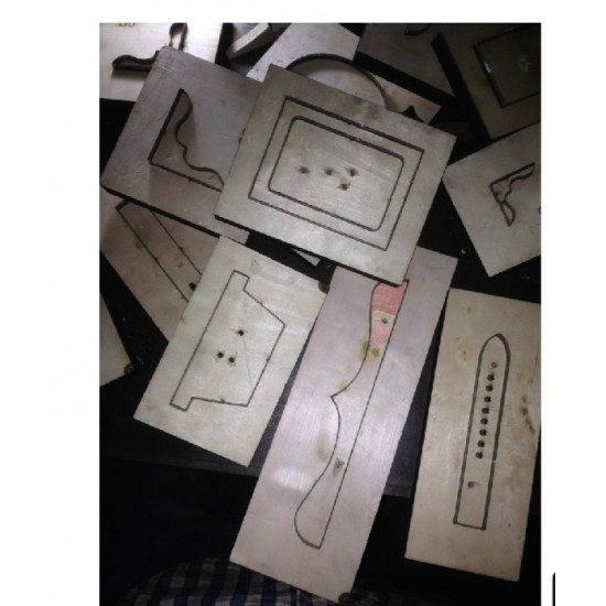 Leather die customized service