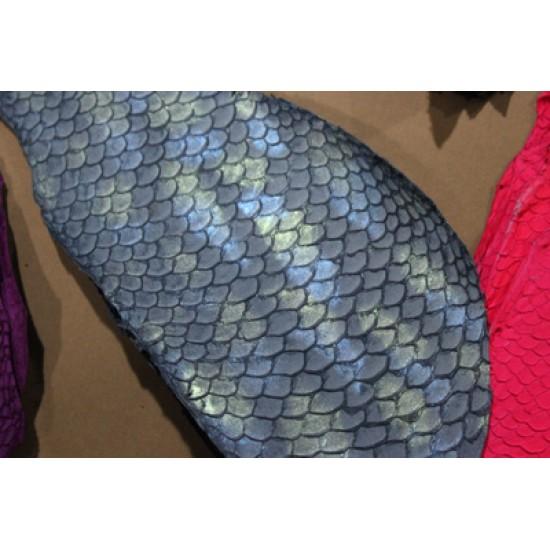 Carp skin, fish skin, leathercraft supplies