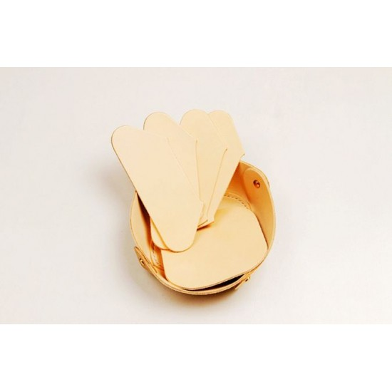 Precut leather material kit leather plate M-36