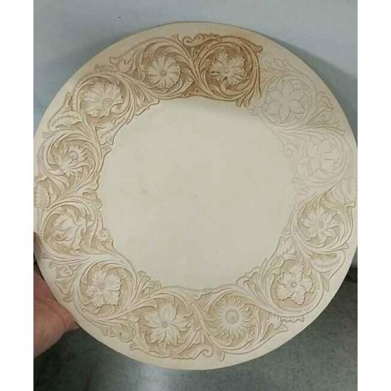 Wreath leathercraft pattern pdf download