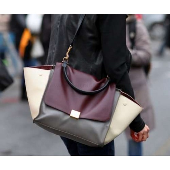 Celine Trapeze Handbag Pattern