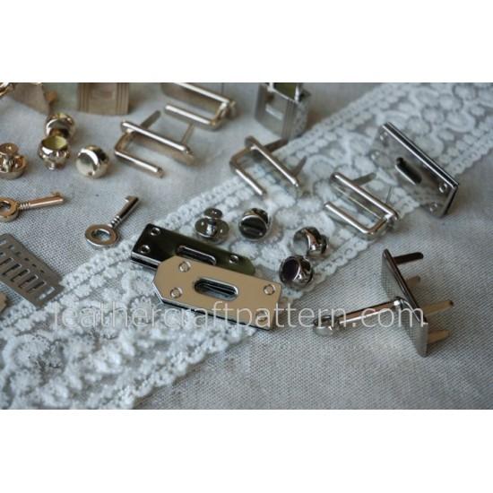 ACC-20 bag whole kit hardwares