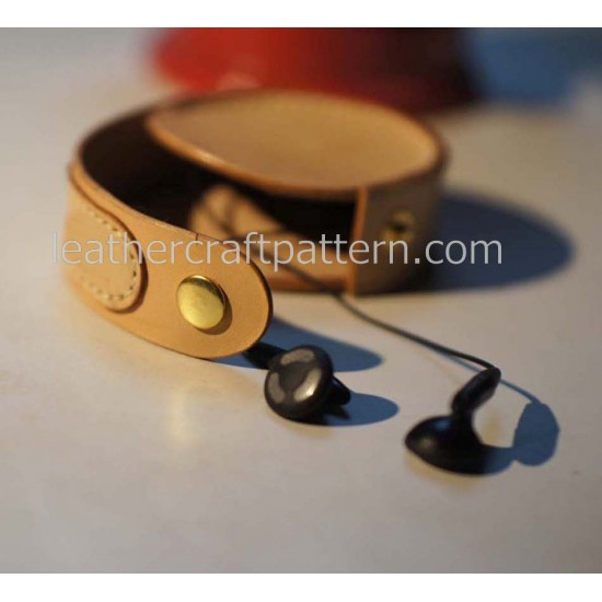 bag sewing pattern earphone case pattern coin purse pattern leathercraft patterns