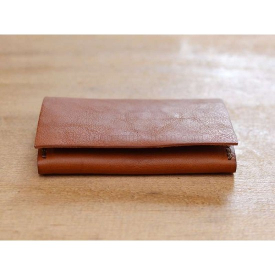 Leather patterns card slot pattern, PDF instant download, SLG-50, leather craft pattern